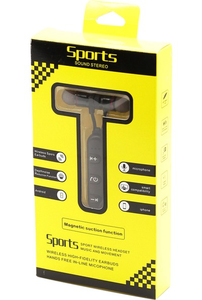 Sports Magnetic Bluetooth Kulaklık