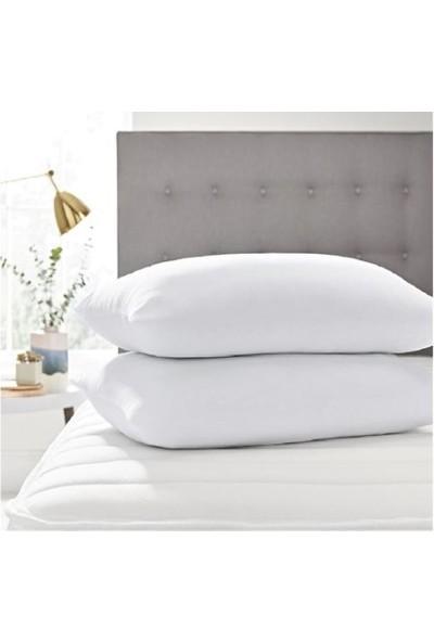 Eve 2'li %100 Boncuk Silikon Yastık 50 x 70 cm - Polycotton 600 gr