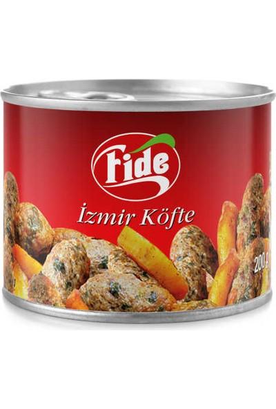 Fide İzmir Köfte 200 Gr / 6 Adet
