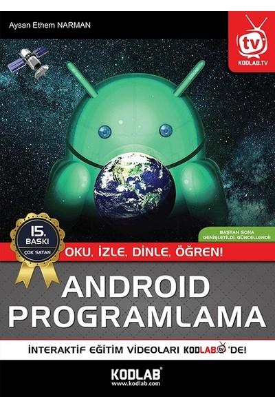 Android Programlama - Aysan Ethem Narman