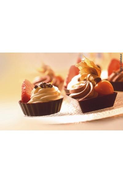 Callebaut Çikolatalı Küçük Şekilli Kuplar - 1.69 kg