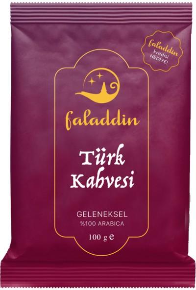 Faladdin Türk Kahvesi 100 gram (Fal Hediyeli! )