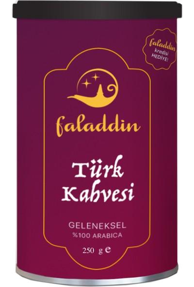 Faladdin Türk Kahvesi 250 gram (Fal Hediyeli! )