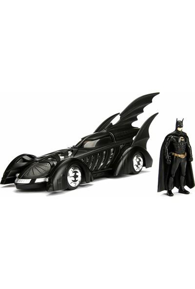 Batman Forever Figür ve Batmobile 1995 Model 1/24