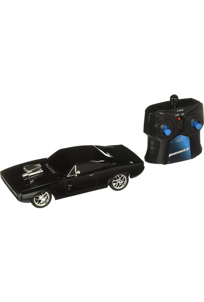 Fast and Furious Dodge Charger R/C 1/24