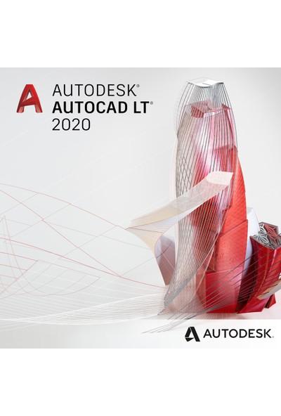 Autodesk Autocad LT 1 Yıllık Abonelik Lisansı