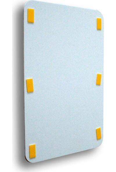 Passpano Pvc Uyarıcı Levha Gi̇rmek Yasaktır 16 x 24 cm