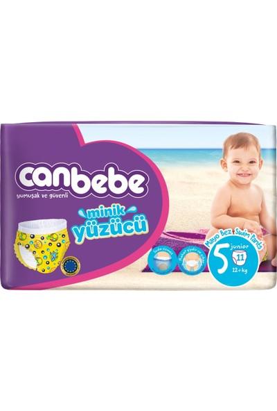 Canbebe Mayo Bebek Bezi Junior 5 Beden 11 Adet