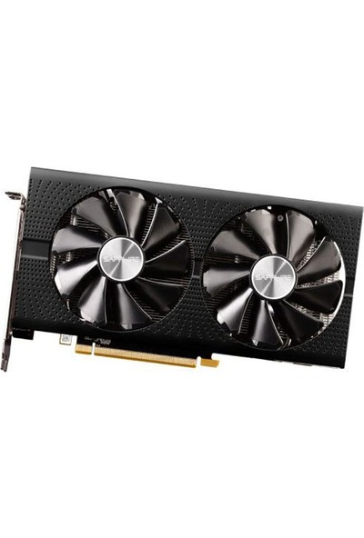 Sapphire Pulse AMD Radeon RX570 8GB 256Bit GDDR5 (DX12) Ekran Kartı 11266-66-20G