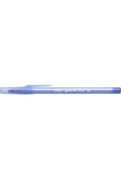 Bic Round Stic Tükenmez Kalem Mavi 60'Lı Kutu