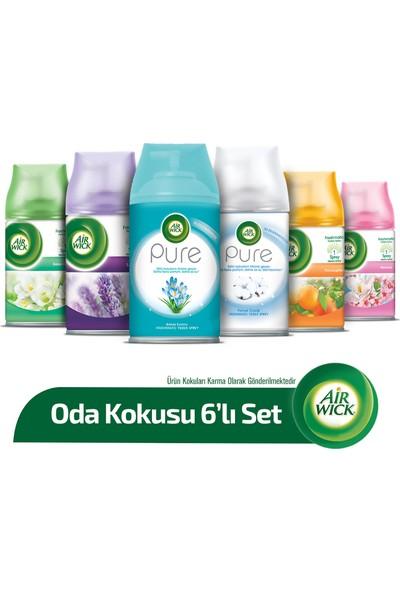 Air Wick Oda Kokusu Freshmatic Yedek 6 al 4 öde
