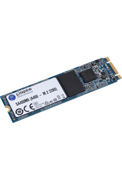 Kingston A400 SSDNow 120GB 500MB-350MB/s M.2 Sata SSD SA400M8/120G