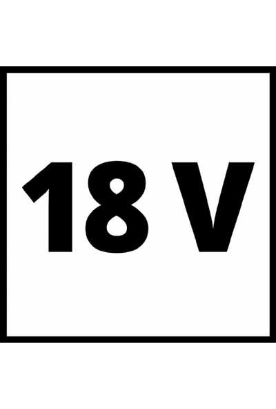 Einhell Akülü Süpürge Te-Vc 18 Li Kit +18V 3 Ah Starter-Kit (2347120-1)