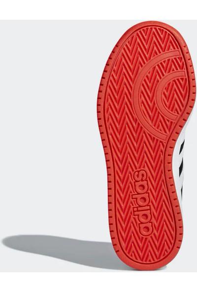 Adidas Çocuk Basketbol Ayakkabı B76067 Hoops 2.0 K