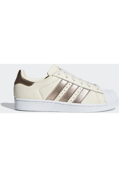 Adidas Kadın Günlük Ayakkabı Cg6449 Superstar W