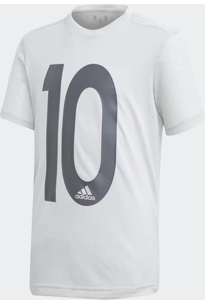 Adidas Çocuk Günlük T-Shirt Dv1320 Yb M Icon Jer