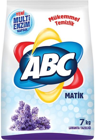 Abc Matik 7 kg Lavanta