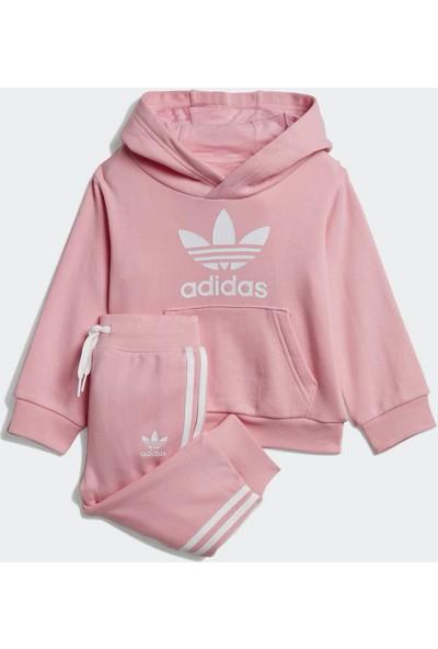 Adidas Bebek Günlük Eşofman Takimi Dv2810 Trefoil Hoodie