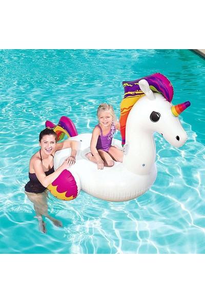 Bestway Pegasus Figürlü Tutunmalı Çocuk Deniz Yatağı BW41114