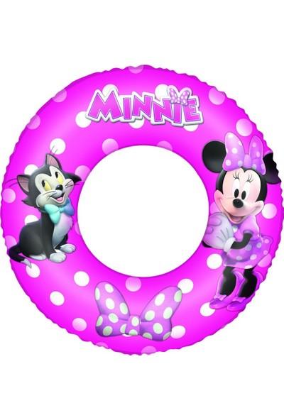 Bestway Mickey Mouse Minnie 56Cm Şişme Deniz Simidi BW91040