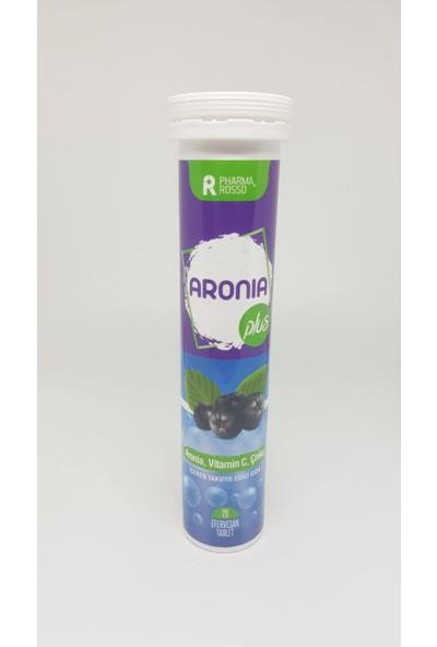 Aronia Plus Tablet Aronia Vi̇tami̇n C Çi̇nko