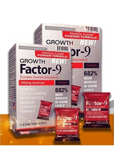 Paylaştır Growth Factor 9