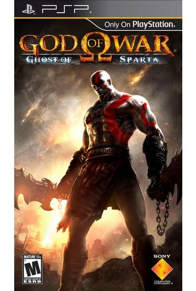 God Of War Ghost Of Sparta Psp Oyunu - Sony