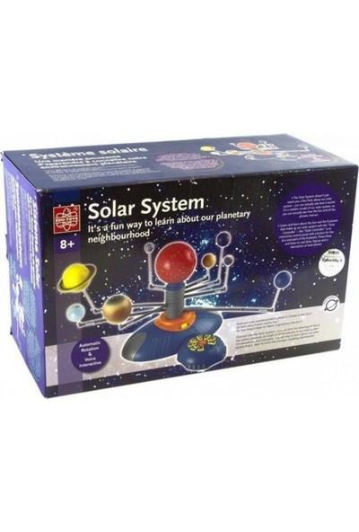 Güneş Sistemi (İngilizce Açıklamalı)