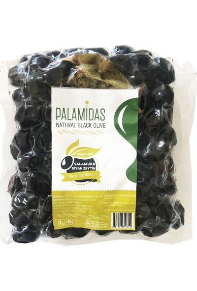 Palamidas - Yağlı Sele Gemlik Siyah Zeytin 1 kg