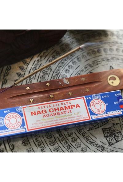 Satya Sai Baba Marka Nag Champa Tütsü