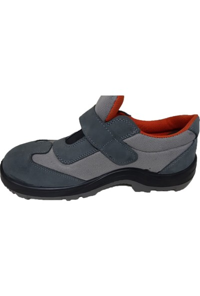D.İ.P İş Ayakkabısı Süet Çelik Burunlu Çelik Ara Tabanlı S1P