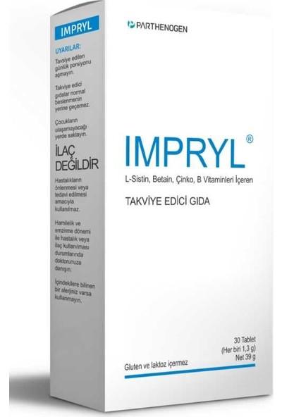 Parthenogen İmpryl Gida Takvi̇ye Edi̇ci̇ 30 Tablet