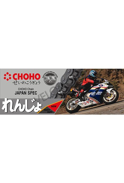 Ktm DUKE 250 Choho O-Ring Zincir 520 Ho 120L(2013-2016)