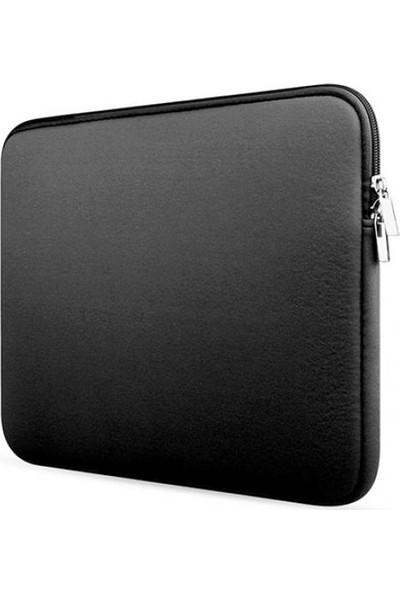 "GOB2C Macbook Air/Pro 11/13/15 inç için Çanta Siyah 13"""