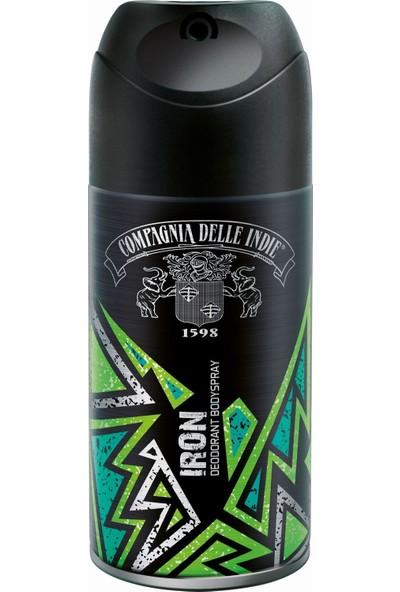 Compagnia Delle Indie 1598 Iron 150 ml Erkek Deodorant