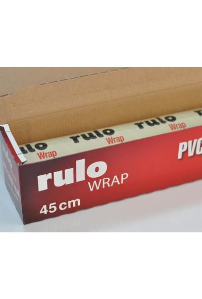 İlka Plastik Streç Film 45 x 150 M 8 Mic.