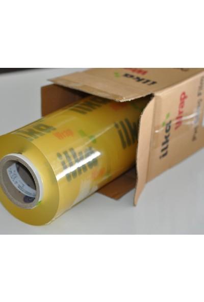 İlka Plastik Streç Film 45 x 1500 M 8 Mic.