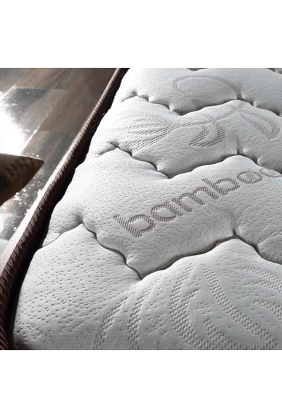 Us. Sleepıng Ultra Super Bamboo Yaylı Yatak 160 X 200