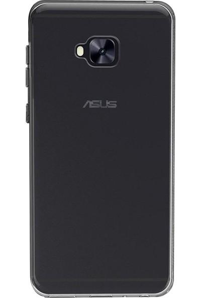 Tbkcase Asus Zenfone Live ZB553KL Silikon Kılıf Şeffaf