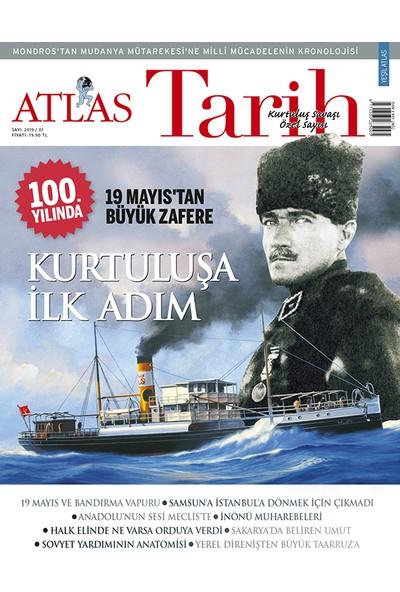 Atlas Tari̇h Kurtuluş Savaşı Özel Sayısı