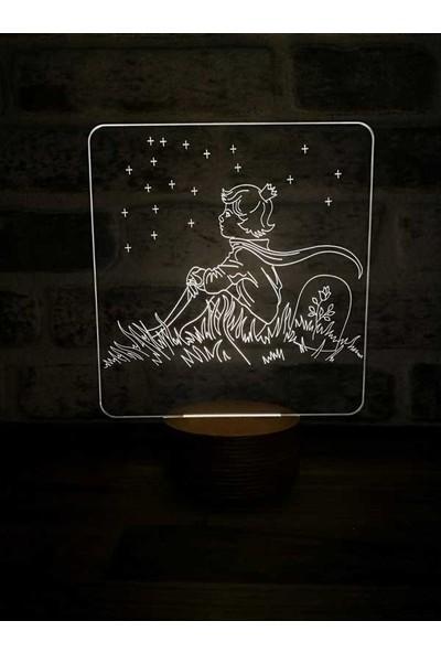 By-Lamp Küçük Prens Ve Yıldızlar