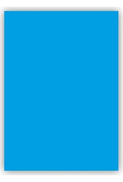 Ticon Fosforlu Fon Kartonu 50X70 Mavi