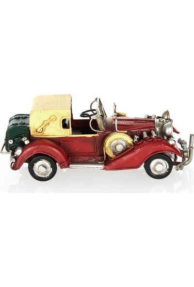 Mnk Ford Classic Coupe Metal Araba