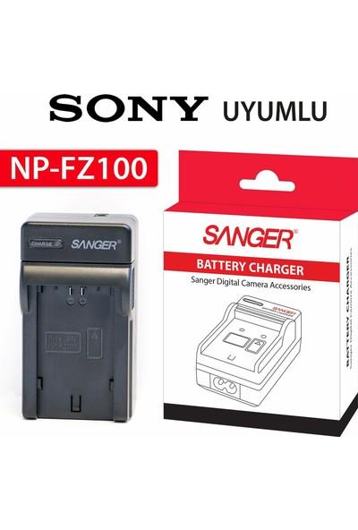 Sanger Sony Np-Fz100 Batarya Şarj Cihazı (A7Iıı ,A7Rııı ,A9)