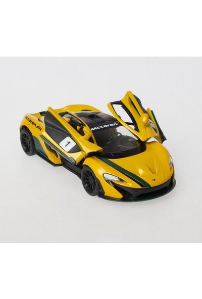 Mclaren P1 Kinsmart Model Araba