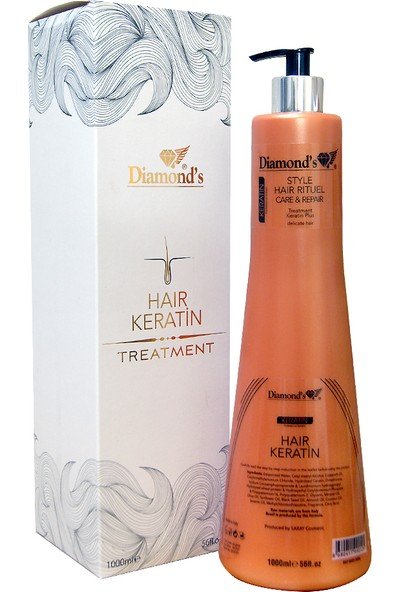 Diamond'S Keratin 1000 ml