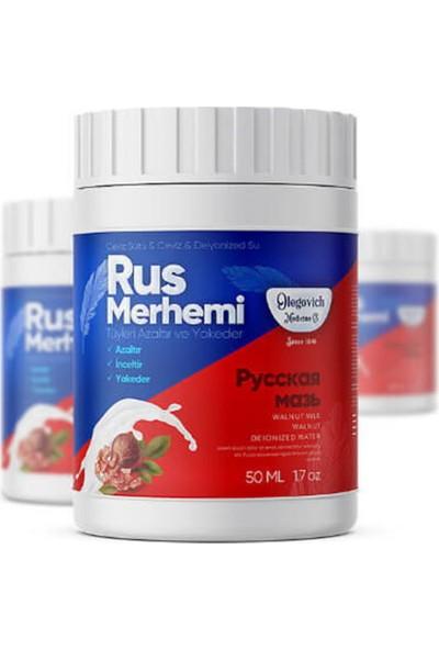 Rus Kremi Merhemi, Tüy Azaltıcı 50 ml