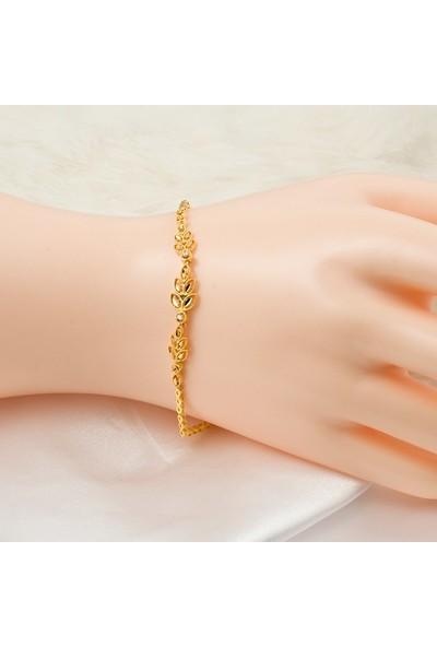 Label Jewelry Başak 22 Ayar Altın Bileklik