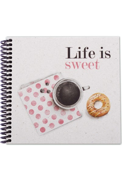 Container Life is Sweet 16*15 50Yp.Nok-Donut&Coffe