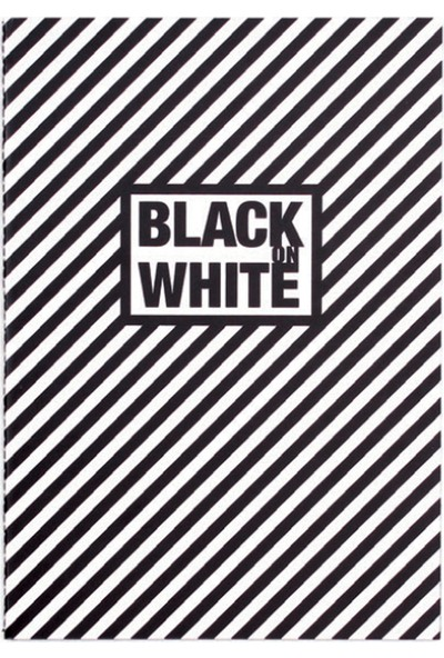 Container Black on White 16,5*23,5 20Yp.Df.Line